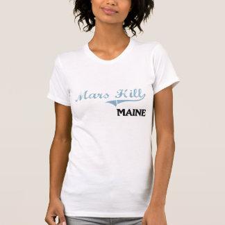 Mars Hill Maine City Classic T Shirts