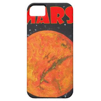 Mars iPhone 5 Cases
