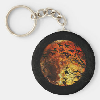 Mars Key Ring