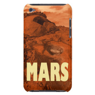 Mars landscape iPod touch cover