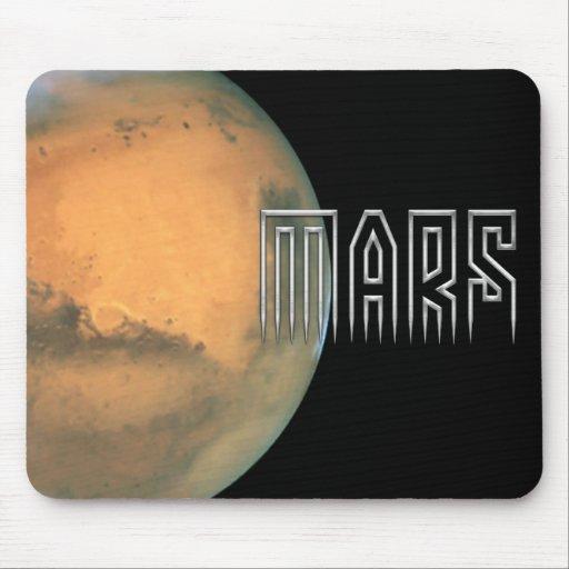 Mars Mousepad