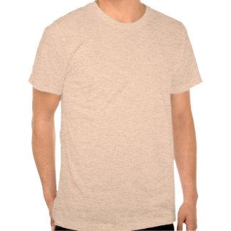 mars no aliens t-shirt