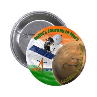 Mars Orbiter Mission: ISRO Button