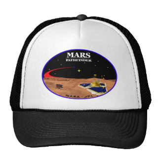 MARS PATHFINDER MESH HAT