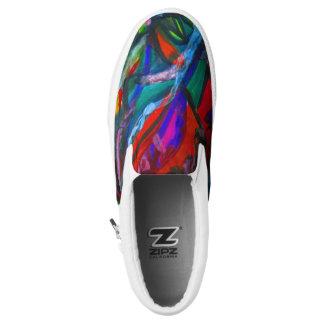 Mars Printed Shoes
