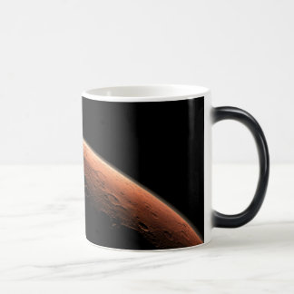 MARS RED PLANET IN THE UNIVERSE, MARS MUG