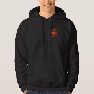Mars Retirement Hoodie -- Small Logo