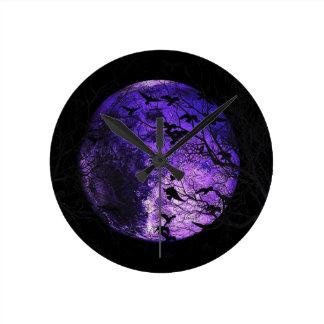 Mars Round Clock