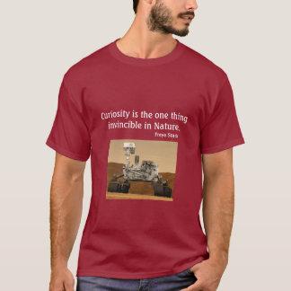 Mars Rover Curiosity NASA 2012 Dark Shirt