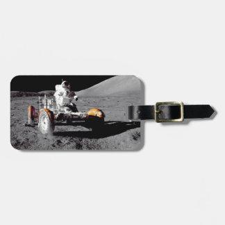 Mars Rover Luggage Tag