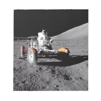 Mars Rover Notepad
