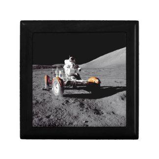 Mars Rover Small Square Gift Box