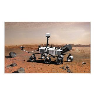 Mars Science Laboratory 2 Art Photo