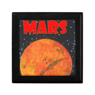 Mars Small Square Gift Box