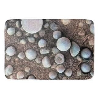Mars Spherules Bath Mat