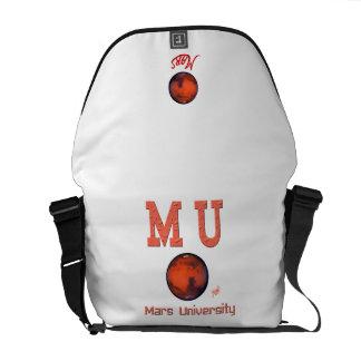 Mars University Messenger Bag