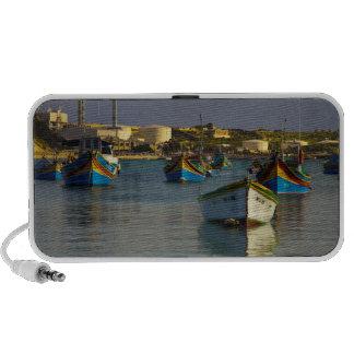 Marsaxlokk Boats Travel Speaker