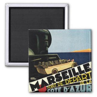 Marseille ~ Cote D'Azur Magnet