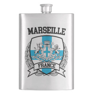Marseille Hip Flask