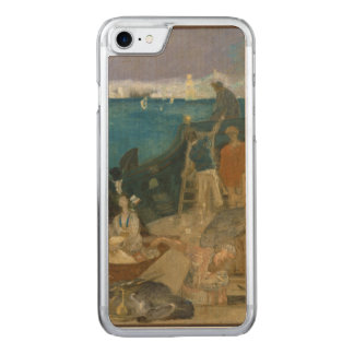 Marseilles, Gateway to the Orient by Puvis Carved iPhone 8/7 Case