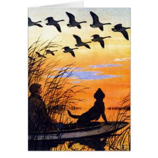 Marsh by Paul Bransom Card