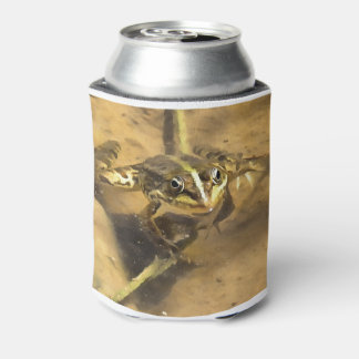 Marsh Frog Can Cooler