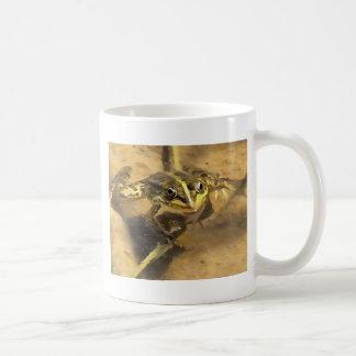 Marsh Frog Coffee Mug