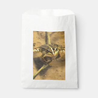 Marsh Frog Favour Bag