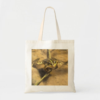 Marsh Frog Tote Bag
