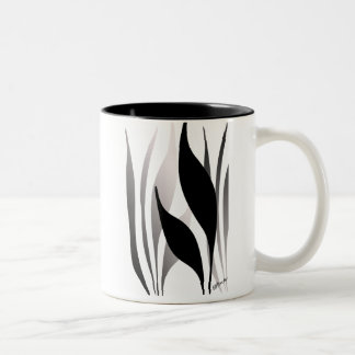 Marsh Grass II Coffee Mugs