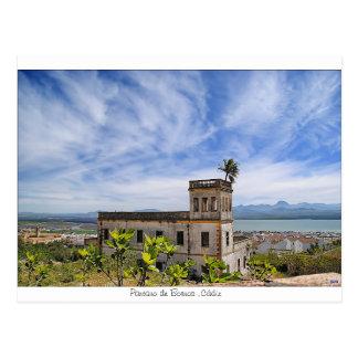 Marsh of Bornos, Cadiz Postcard