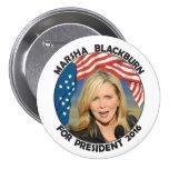 Marsha Blackburn for President Pin