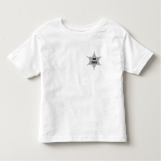 Marshal Badge T Shirts
