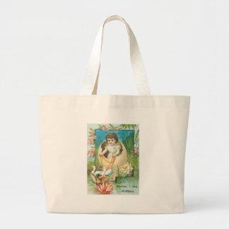 Marshall and Ball Clothiers Canvas Bag