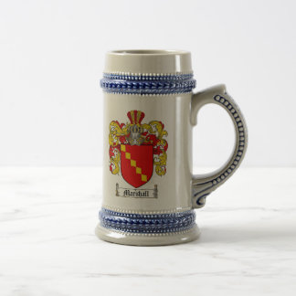Marshall Coat of Arms Stein / Marshall Crest Stein
