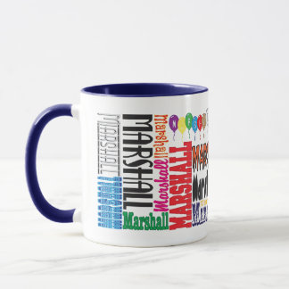 Marshall Coffee Mug