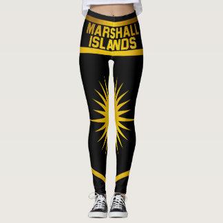 Marshall Islands Emblem Leggings