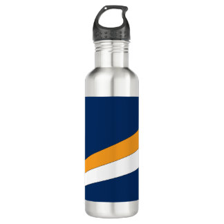 Marshall Islands Flag 710 Ml Water Bottle