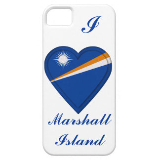 Marshall Islands flag Case For The iPhone 5