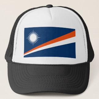 Marshall Islands Flag Hat