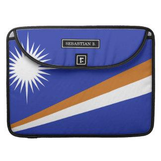 Marshall Islands Flag Sleeve For MacBooks