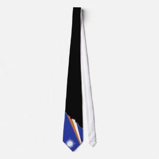 Marshall Islands Flag Tie