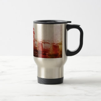 Marshall Lighthouse Coffee Mugs