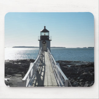 Marshall Point Lighthouse Mouse Pad