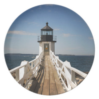 Marshall Point Lighthouse Plate
