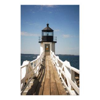 Marshall Point Lighthouse Stationery
