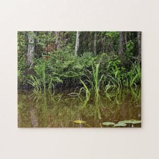 Marshland Grasses Puzzles