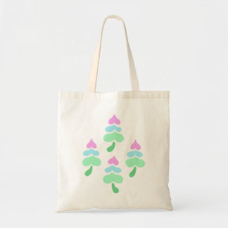 Marshmallow Trees Tote Bag