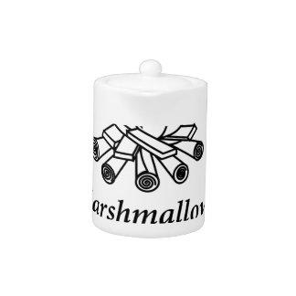 Marshmallows + Campfire = Yay!
