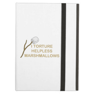 Marshmallows iPad Air Mini 2 3 4 Case No Kickstand iPad Air Covers